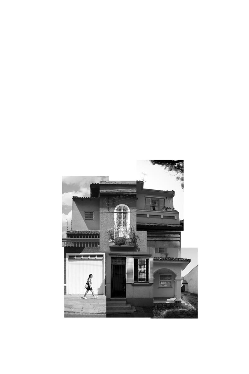 (des)construções #14 fotografia e colagem 66 x 84 cm