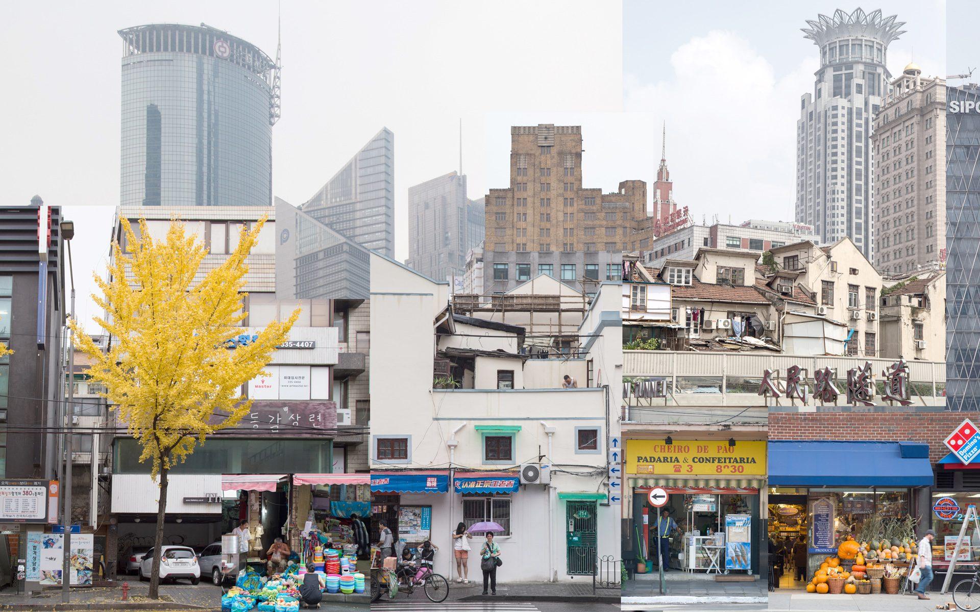 random city 1 - porto alegre - seoul - shanghai