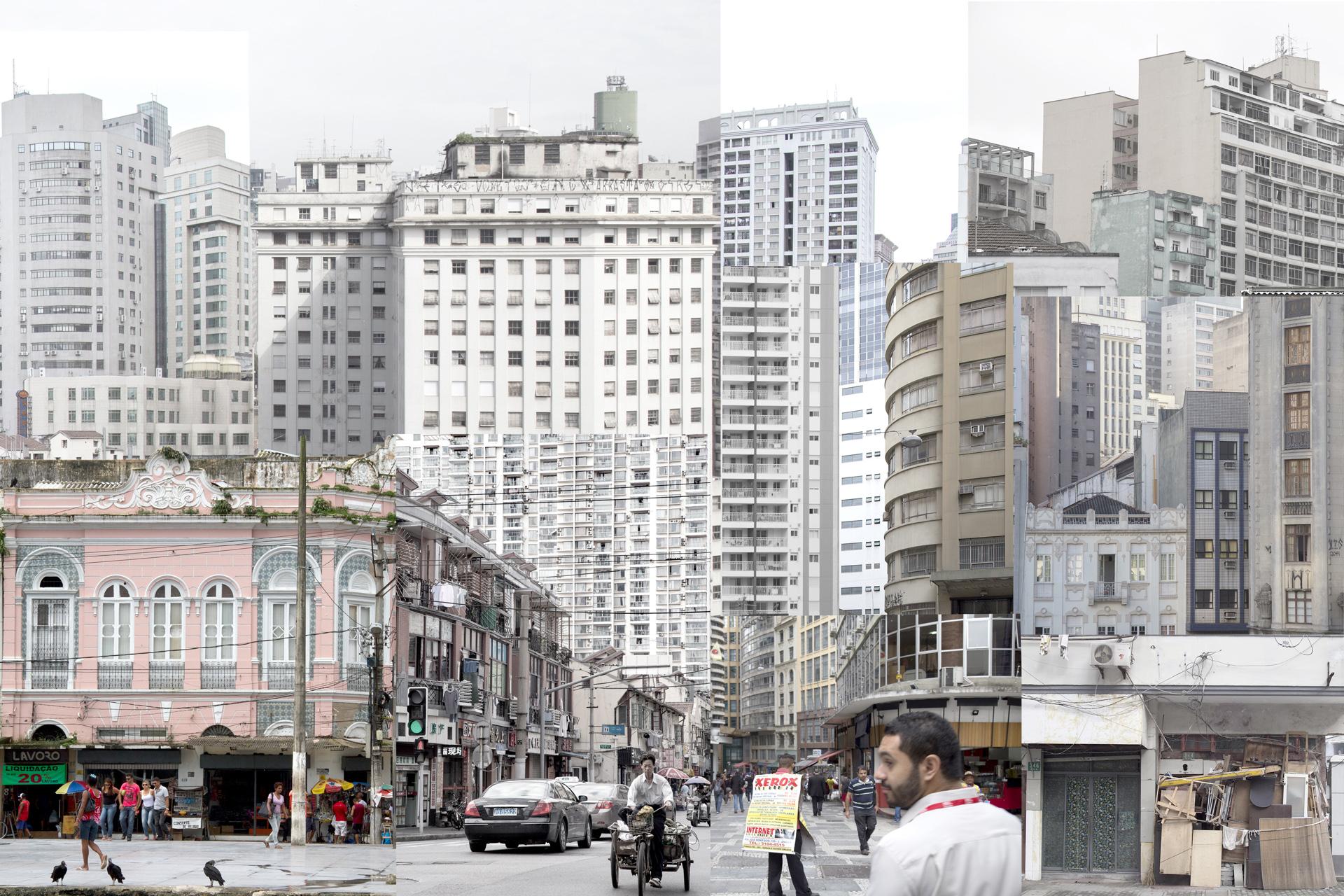 random city 6 - shanghai-sp-belem