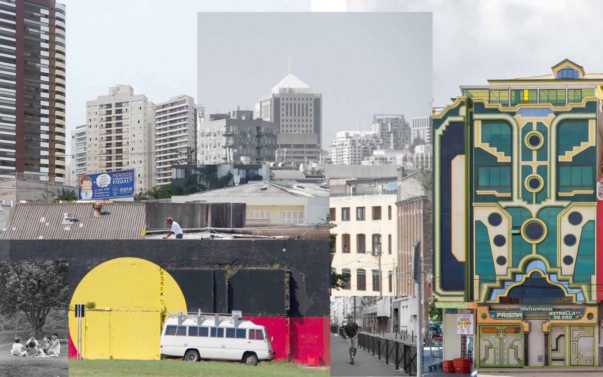 random city 9 - la paz - paris - sydney - porto alegre